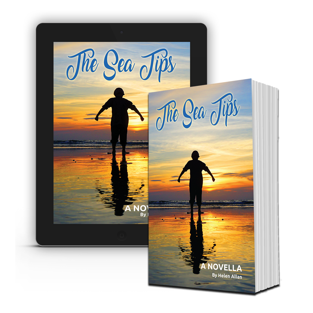 The Sea Tips by Helen Allan