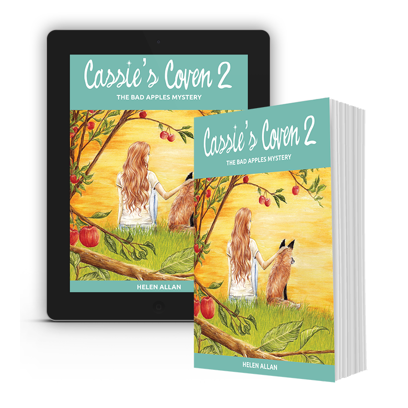 Cassie's Coven by Helen Allan