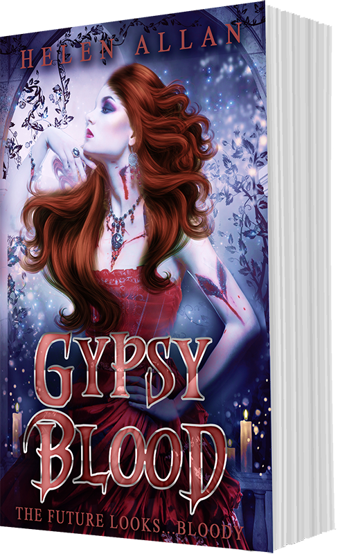 Gypsy Blood 3 - The Future Looks Bloody