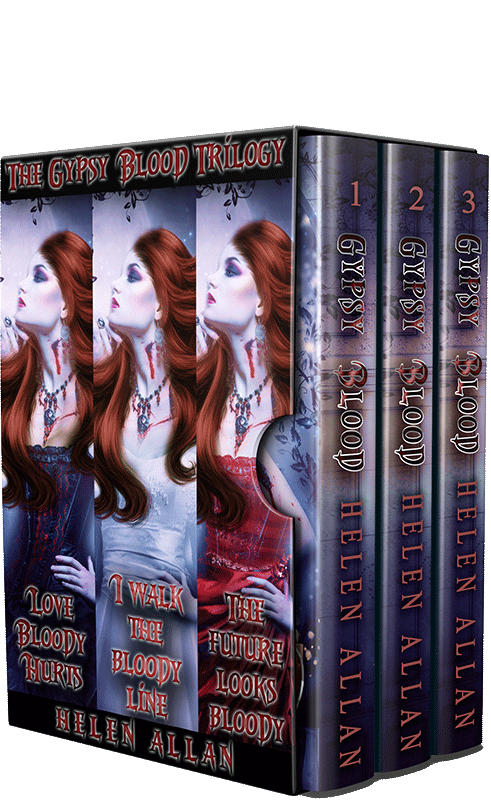 Gypsy Blood Box Set