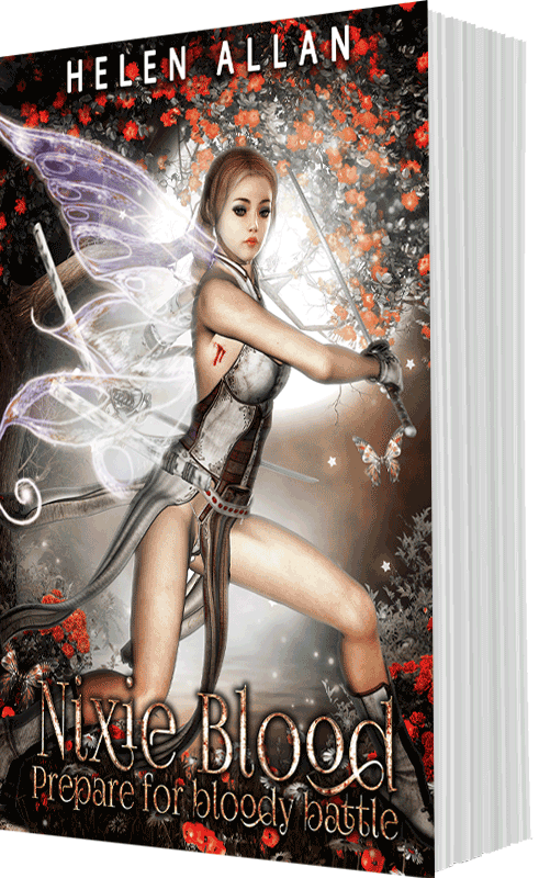 Book Cover Mockup SCARAB 3D PNG
