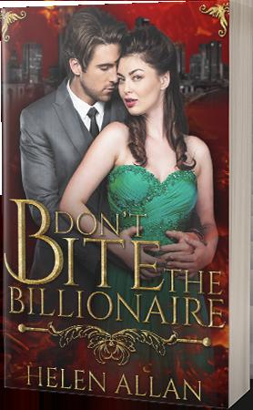 Don't Bite the Billionaire by Helen Allan