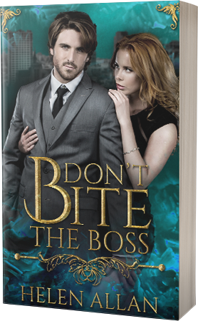 Don't Bite the Boss by Helen Allan