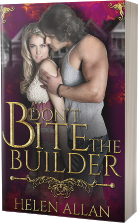 Don't Bite the Builder by Helen Allan