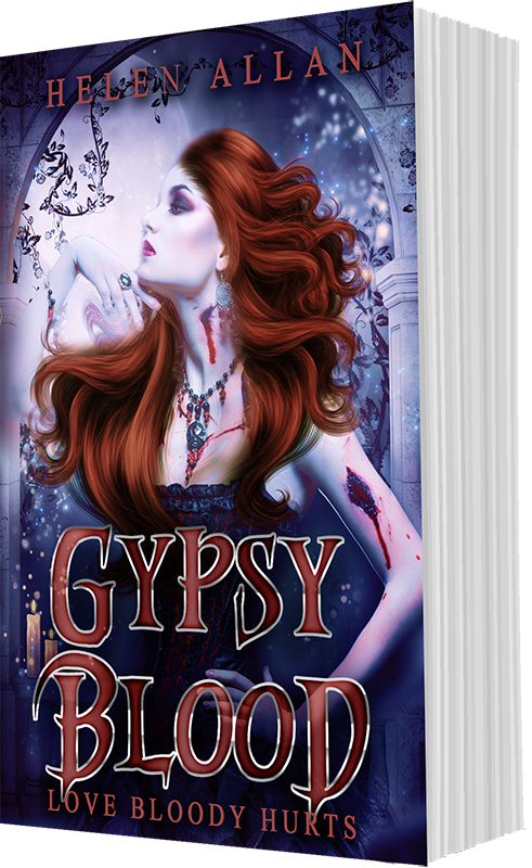 Gypsy Blood - Love Bloody Hurts