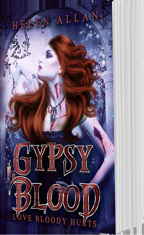 Gypsy Blood - Love Bloody Hurts