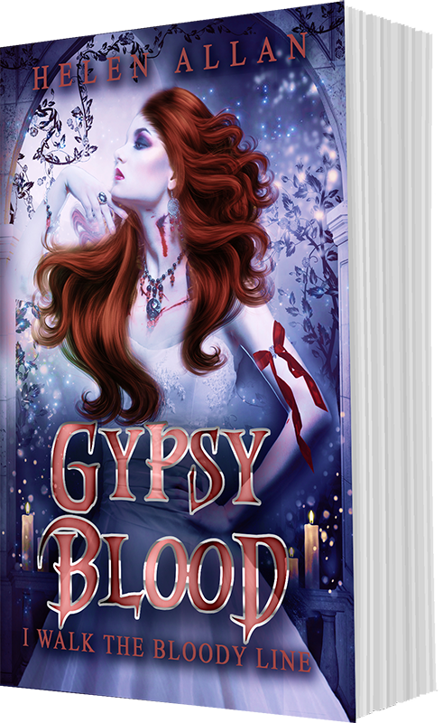 Gypsy Blood - I walk the bloody line