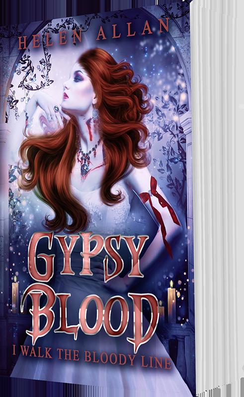 Gypsy Blood - I walk the bloody line