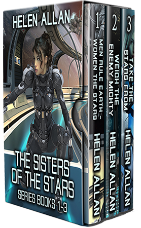 Sisters of the Stars Box Set